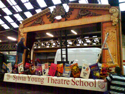 sylvia young banner www.e-signs.co.uk terms and conditions apply