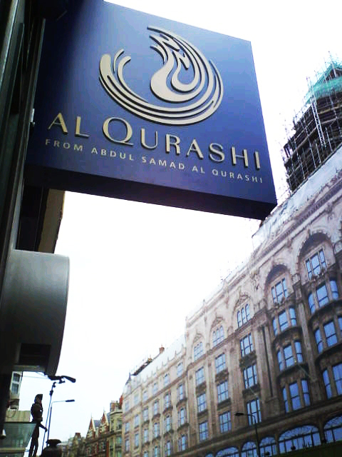 alquareshi A projecting Sign catches the eye of passers by & can be effective adverts for your business.Call today for a quote from E-Signs London.