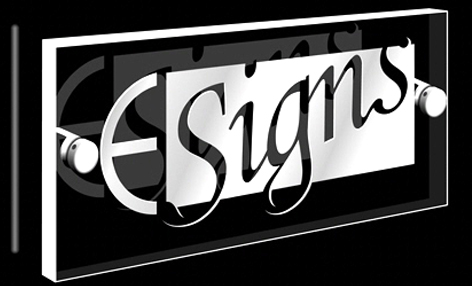 E Signs ® E Signs is the registered trade mark of Lewis Critchley www.e-signs.co.uk e-signs 0208 1331819